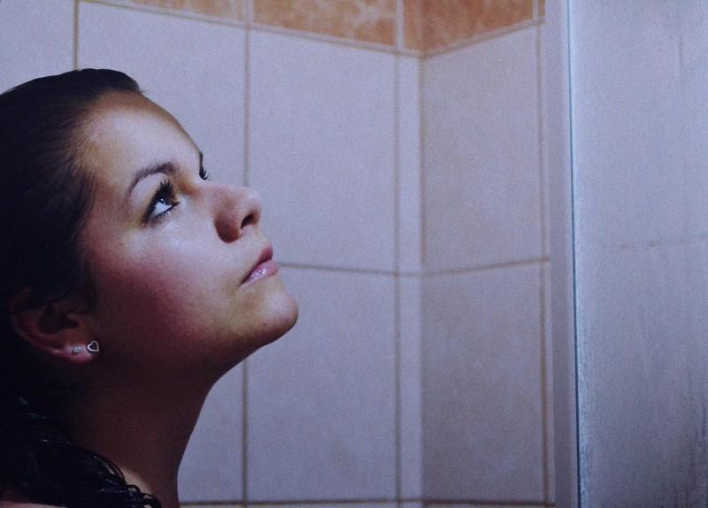 dampf dusche gesichts