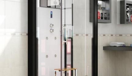 Infrarotdampfdusche IOS: Die Kombi Dampfsauna-Dusche ist für fast alle gut